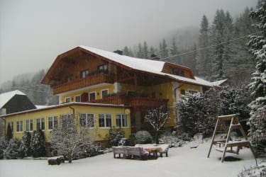 Pension Holle Winterwunderland