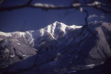 Latschur im Winter