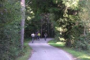 Radtour am Drauradweg