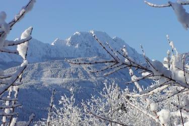 Reißkofel im Winter