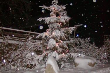 Winter im Drautal