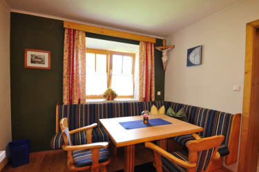 Wohnküche Ferienwohnung Waldblick