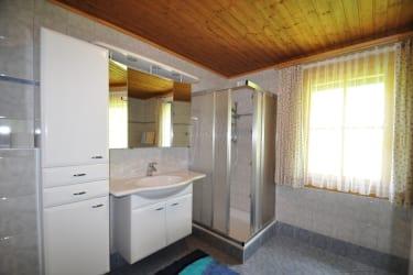 Badezimmer Ferienwohnung Morgensonne