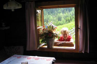 ein wenig Fensterln