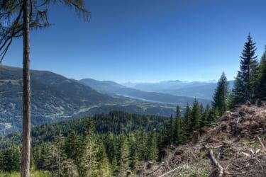 Nicklbauer Ausblick