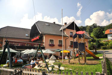 Nicklbauer Terrasse