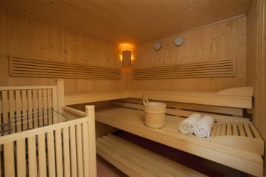 Sauna/Gasserhütte