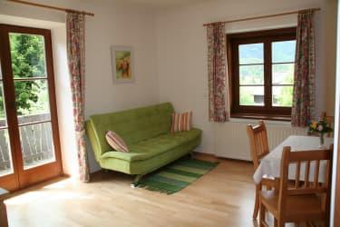 Wohnzimmer Apfelbaum