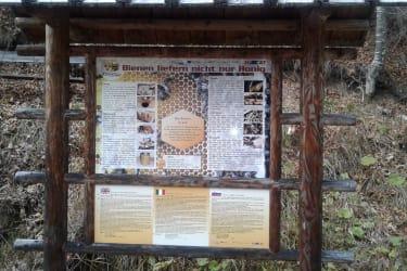 Bienenlehrpfad Weissensee
