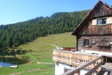 Lamprechtalm Hütte