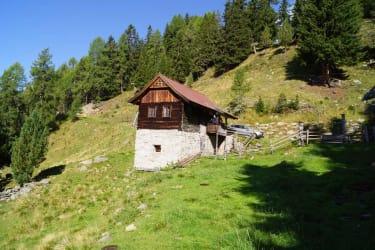 Tröbacheralm Hütte