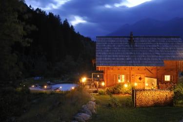 Ferien Kärntner Holzhaus
