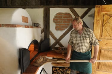Bauernbrot aus dem Holzofen