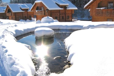 Dorfwinter am Moserhof