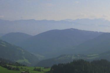 Panoramaaussicht