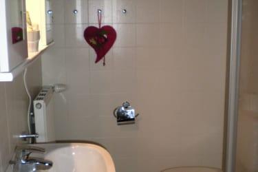 Dusche/WC  FeHaus 1