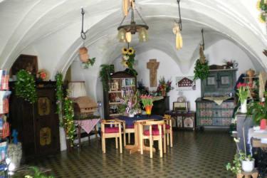 Unser Vorhaus - 800 Jahre alt