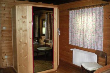 Tengghof-Infrarotkabine-die sanfte Sauna