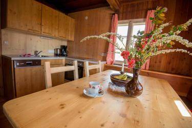 Küche Ferienhaus Keusche