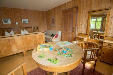 Schlafzimmer Ferienwohnung Mitterboden