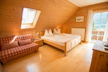 Sleepingroom Apartment Obere Stube