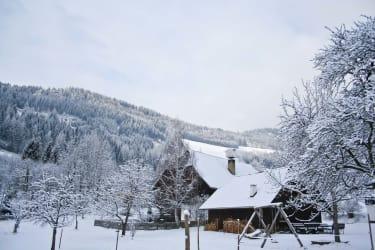 Bodnerhof im Winter