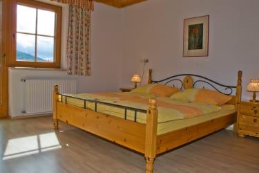 Schlafzimmer (Mirnockblick 1)