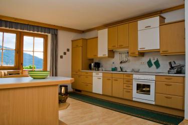 Wohnküche (Mirnockblick 1)