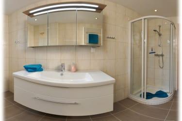 Wohnbeispiel - Badezimmer