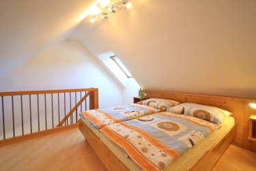Sternenhimmel Elternschlafzimmer