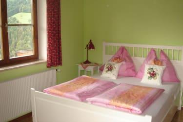 FEWO Kirsche - Wohnschlafzimmer