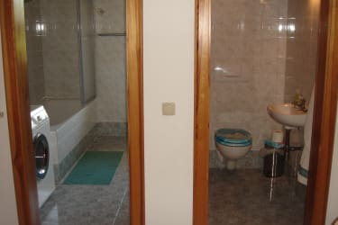 Badezimmer /WC FEWO Kirsche