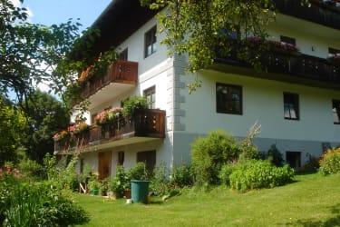 Haus mit Garten Südseite