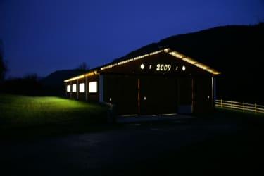 Der neue Kuhstall