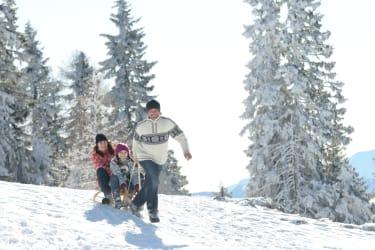 Schneevergnügen für die ganze Familie