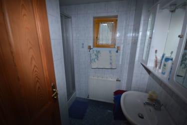 Badezimmer, Große Ferienwohnung