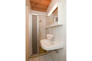 Ferienhaus Dusche, WC