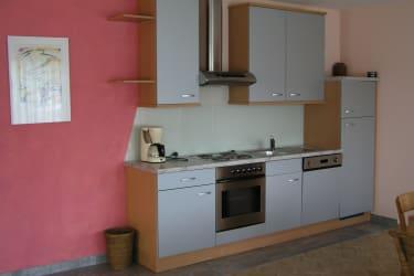 Küche Junirose