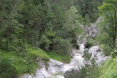 Naturschutzgebiet Trögerner Klamm