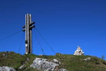 Oistra - Gipfelkreuz