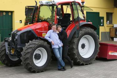 Marcella und Gregor