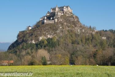 Ritterburg Hochosterwitz