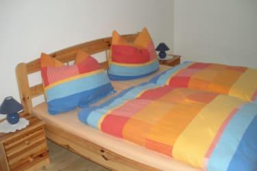 Dohrhütte_Schlafzimmer