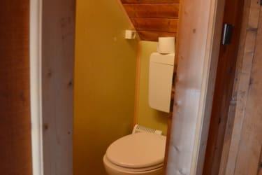 WC im 1. Stock