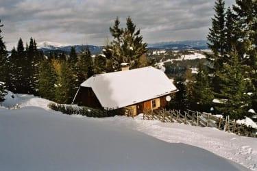 Sonne, Schnee