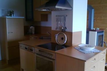 FeWo-Viktoria -Wohnküche