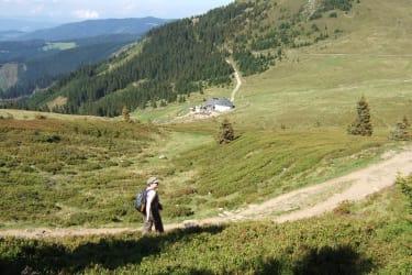 Grillitschhütte-Koralpe