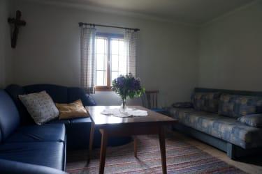 Wohnzimmer (inkl. Schlafsofa)