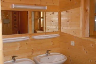 Waschraum Erdgeschoß