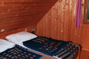 Panoramahütte Zimmer